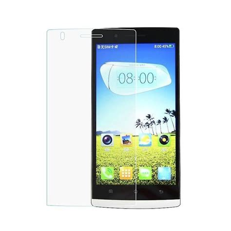 Tempered Glass Oppo Find 5 10 x oppo find 5 screen protector 9 h laminated glass