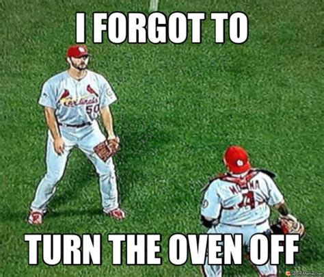 Baseball Meme - sports
