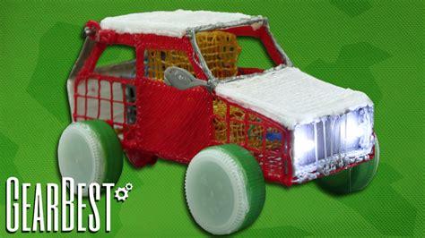 motorized toys a motorized car created using a 3d pen
