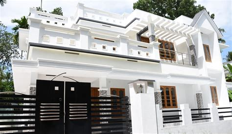 home design for 4 cent kalady 6 cents plot and 2200 sq ft beautiful house for