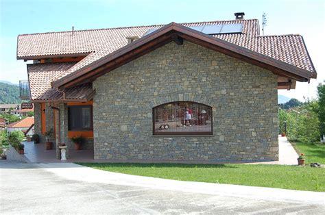 casa in pietra foto rivestimento villetta in pietra di langa di a l p