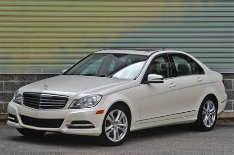 mercedes c 2012 used 2013 mercedes c class for sale pricing