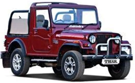 Mahindra Thar 4x4 M2DiCR (Diesel) Price, Specs, Review