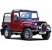 Mahindra Thar 4x4 M2DiCR Diesel Price Specs Review