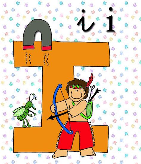 imagenes infantiles que comienzan con la letra i el alfabeto listo para decorar