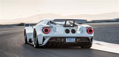 Ford Gt Engine 2017 by 2017 Ford Gt Price Specs Engine Top Speed Design