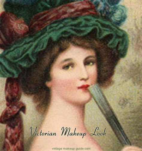 victorian makeup styles image gallery vintage makeup guide