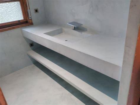 muebles de microcemento aplicaci 243 n de microcemento en ba 241 os cocinas y locales