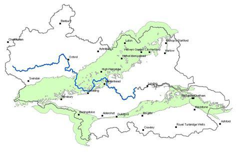 thames river drainage basin thames drainage basin