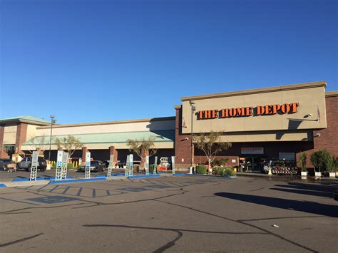 the home depot glendale az company profile