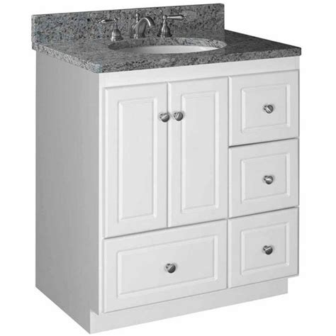 Drawers For Bathroom Vanity by Bathroom Vanities Strasser Woodenworks 30 Quot W Simplicity