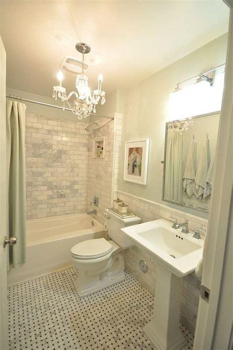 walls are restoration hardware silver sage gray green small carrera marble bathroom with light green gray walls