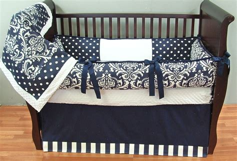 navy and white crib bedding navy blue crib navy u0026 blush floral ruffle crib