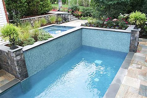how to build a backyard pool how to build a pool what to do with a sloped backyard