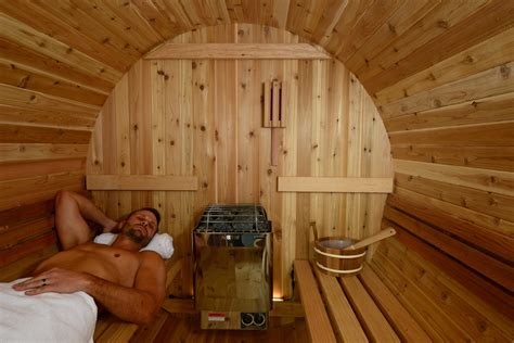 Home Plans With Photos Of Interior by Barrel Sauna Almost Heaven Saunas