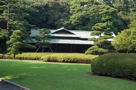 Imperial Garden East by Suwa Tea House Imperial Palace East Garden Tokyo