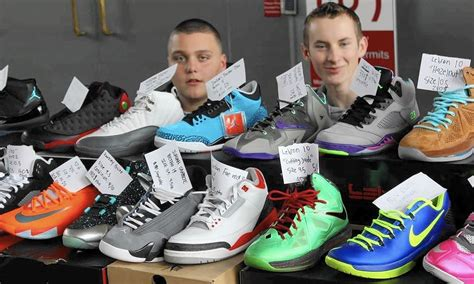 sneaker conventions sneaker convention returns for take two hartford courant