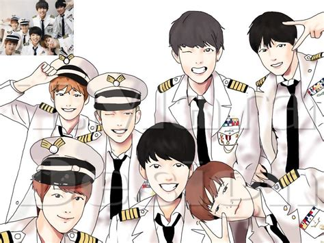 bts anime pictures bts anime amino