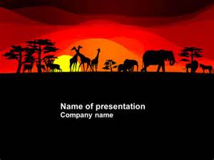 africa powerpoint template africa powerpoint templates and backgrounds for your