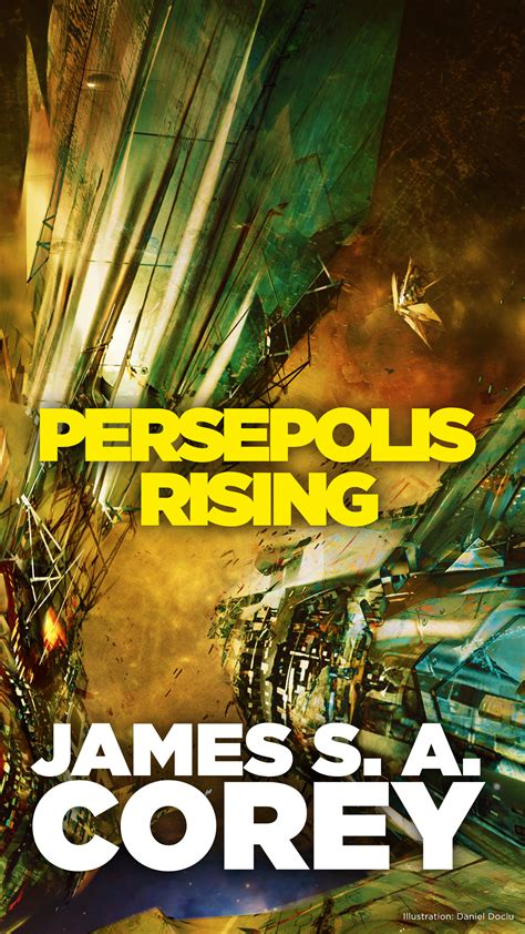 persepolis rising the expanse books s a corey