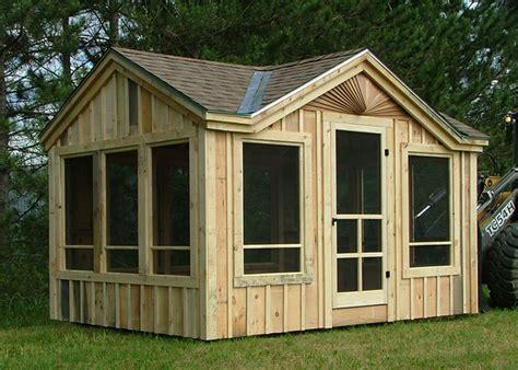 Backyard Cottages Florida florida room kits screen house plans screen porch kits
