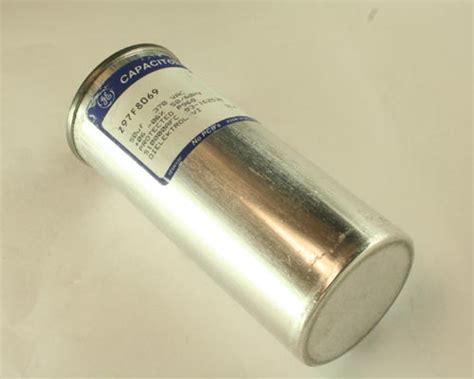 ge capacitor number z97f8069 ge capacitor 50uf 370v application motor run 2020006169