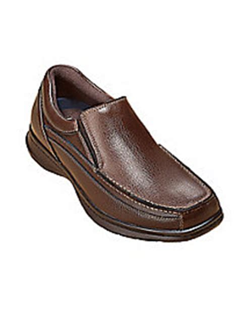 slip on shoes for s casual leather loafers haband