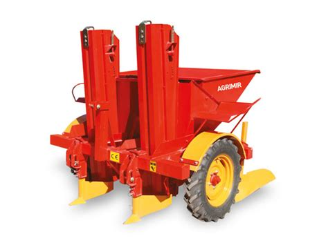 Automatic Potato Planter by Agrimir Agricultural Machinery Potato Tech Automatic