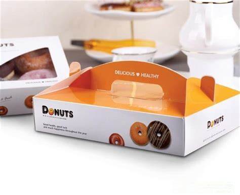 Donat Box packaging donat box donat nain percetakan packaging paper bag dan katalog