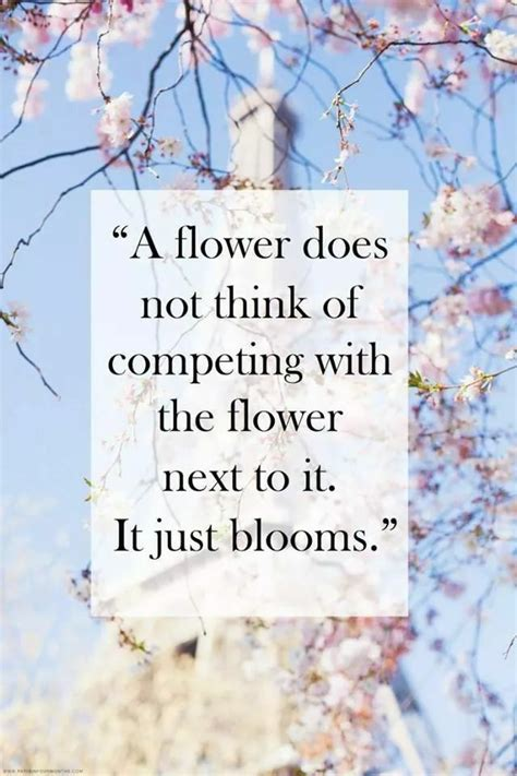 5 Inspiring To Bring Out The Flower Child In You by Quotes About Flowers Blooming Quotesgram