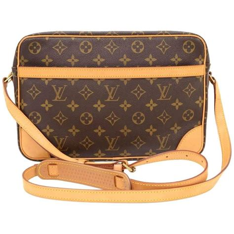 vintage louis vuitton trocadero  monogram canvas