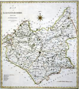 mapquest map of jonathan potter map a map of leicestershire from the