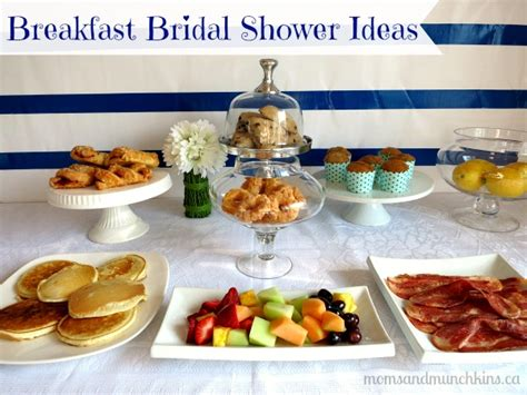 Breakfast At Bridal Shower by Bridal Shower Ideas Themes Organizing More Munchkins