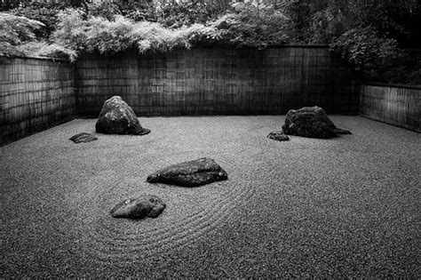 17 Peaceful Pictures Of Japanese Rock Gardens Rock Garden Zen