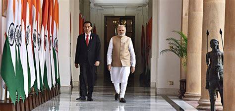 biography joko widodo in english prime mininster narendra modi at joint press statement
