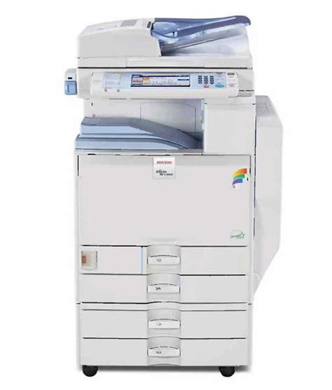 i need help printing to a ricoh aficio mp c2500 ricoh aficio mp c2500 refurbished ricoh copiers copier1