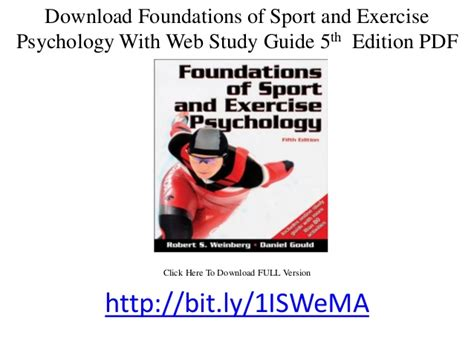 motor learning and performance 5th edition with web study guide from principles to application foundations of sport and exercise psychology with