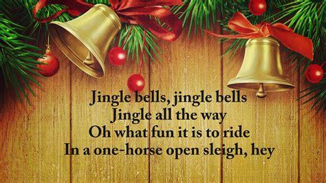 dashing   snow christmas song jingle bells  lyrics youtube