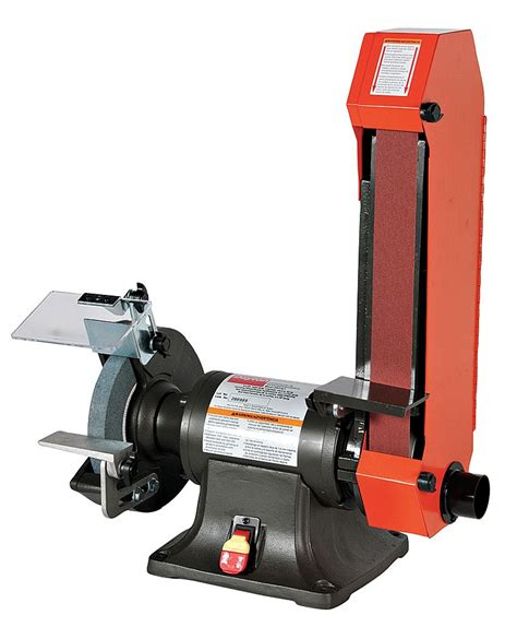 dayton bench grinder dayton combo belt bench grinder 8 in dia 2x48 3nya7 power tools