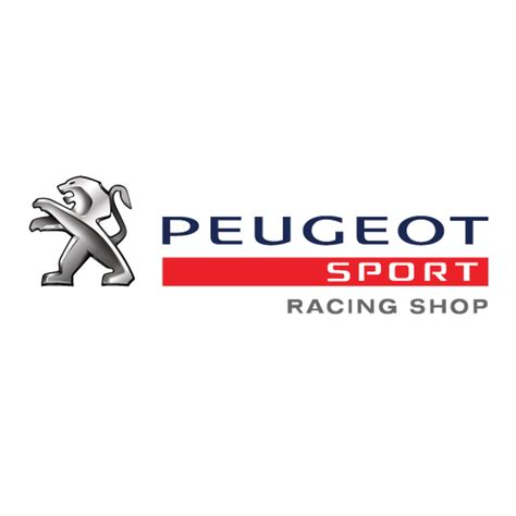 logo peugeot sport sticker peugeot sport racing shop