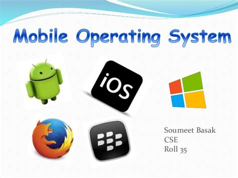 windows mobile operating system mobile operating system