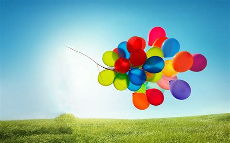 colorful balloons 1920x1200 colorful balloons wallpaper