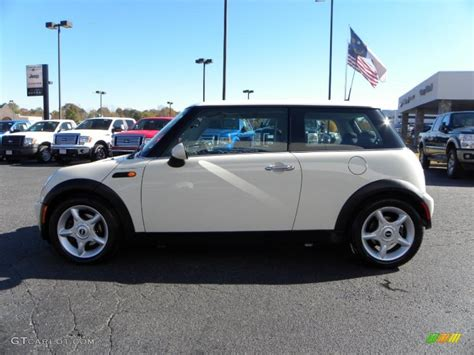 2005 2008 Mini Cooper Hardtop Convertible And S Pepper White 2005 Mini Cooper Hardtop Exterior Photo
