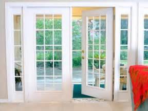 depot patio doors clear