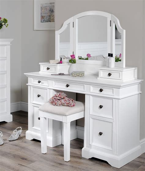 Gainsborough Dressing Table White