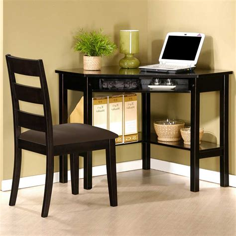 Corner Desk With Chair writing desk chair to enhance office decor