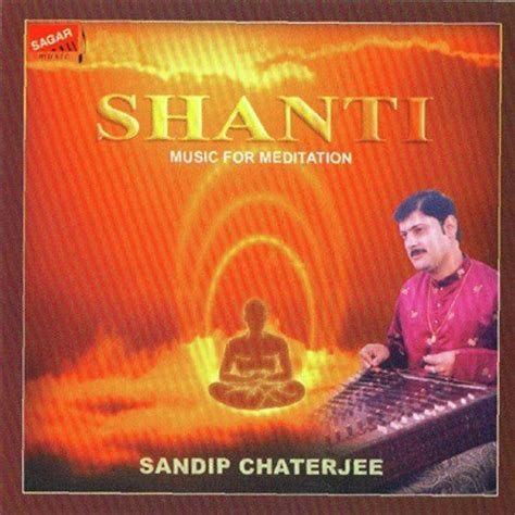 download mp3 album om shanti om om song by sandip chaterjee from shanti music for