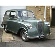 1953 Triumph Mayflower SOLD  Car And Classic