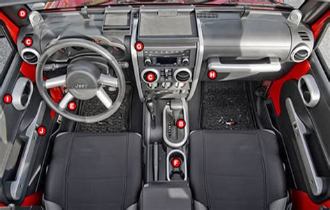interior quality of jeep rubicon 2017 2018 best cars