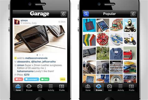 Garage Applications Garage App Comprar Y Vender Con Tus Amigos Mundo Flaneur